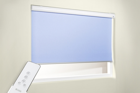 produkt - Free-hanging blinds with remote control