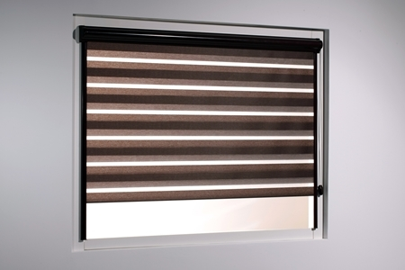 produkt - Day and Night cassette roller blinds with side channels